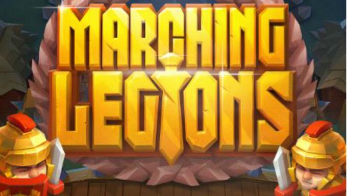 Marching Legions สล็อตเกมออนไลน์รีแล็กซ์เปิดตัวใหม่
