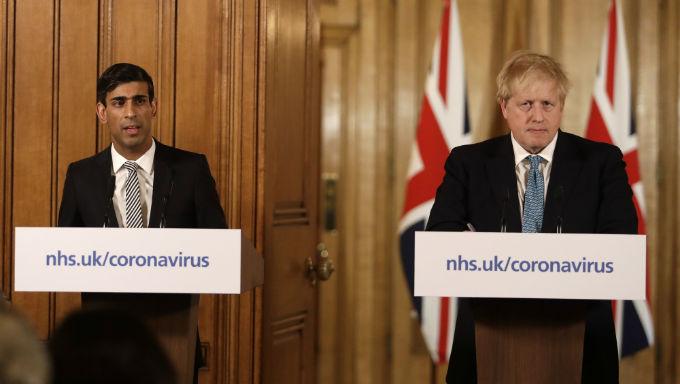 Rishi Sunak ชอบเปลี่ยน Boris Johnson เป็นนายกรัฐมนตรี